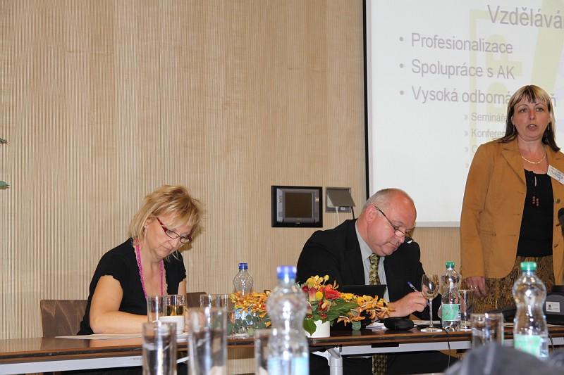 Konference Podnikový právník a Sněm 16.4.2009 15
