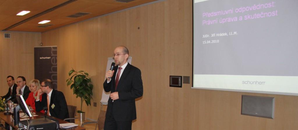 Konference Podnikový právník 2010 - 26