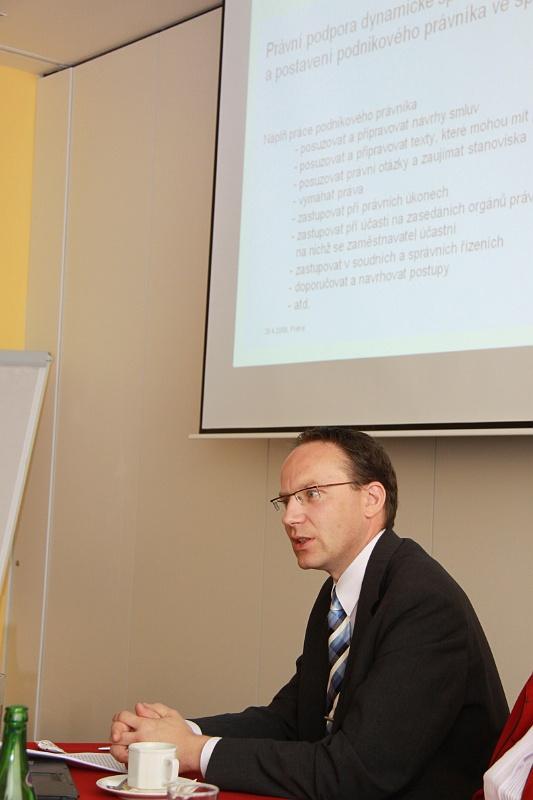 Konference IIR Podnikové právo v praxi 2009 #3