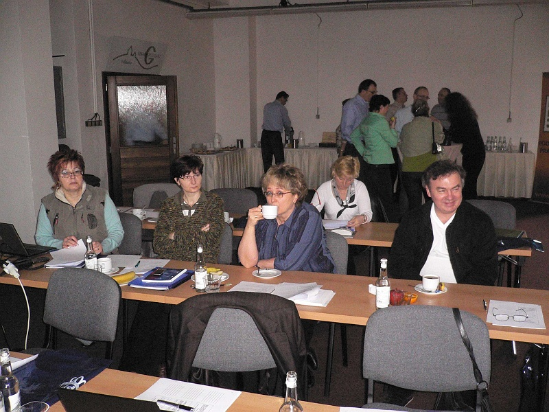 Jarní setkání energetické sekce v Mikulově #2