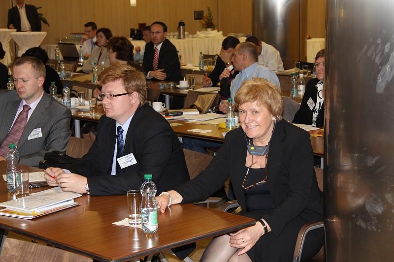Konference Podnikový právník a Sněm 16.4.2009 06