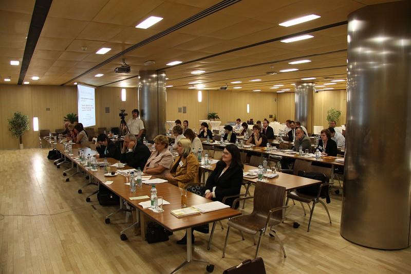Konference Podnikový právník a Sněm 16.4.2009 04