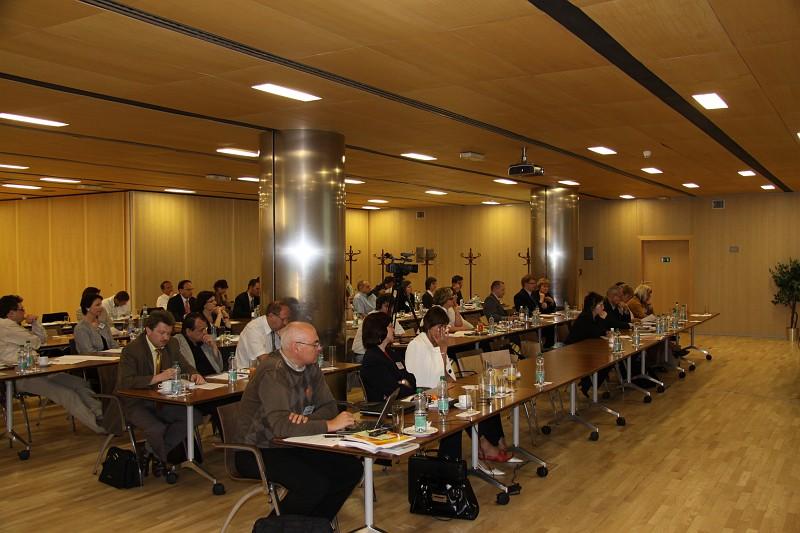 Konference Podnikový právník a Sněm 16.4.2009 07