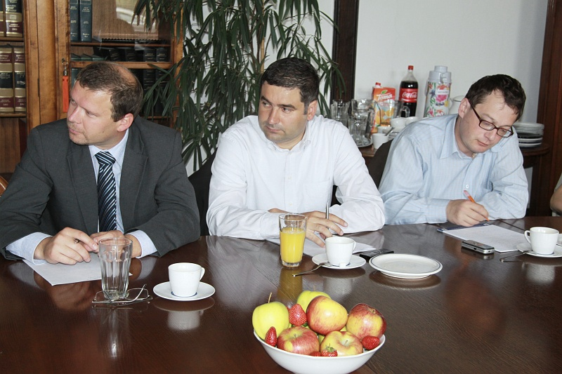 UPP ČR snídaně s CEAG 2009 #5