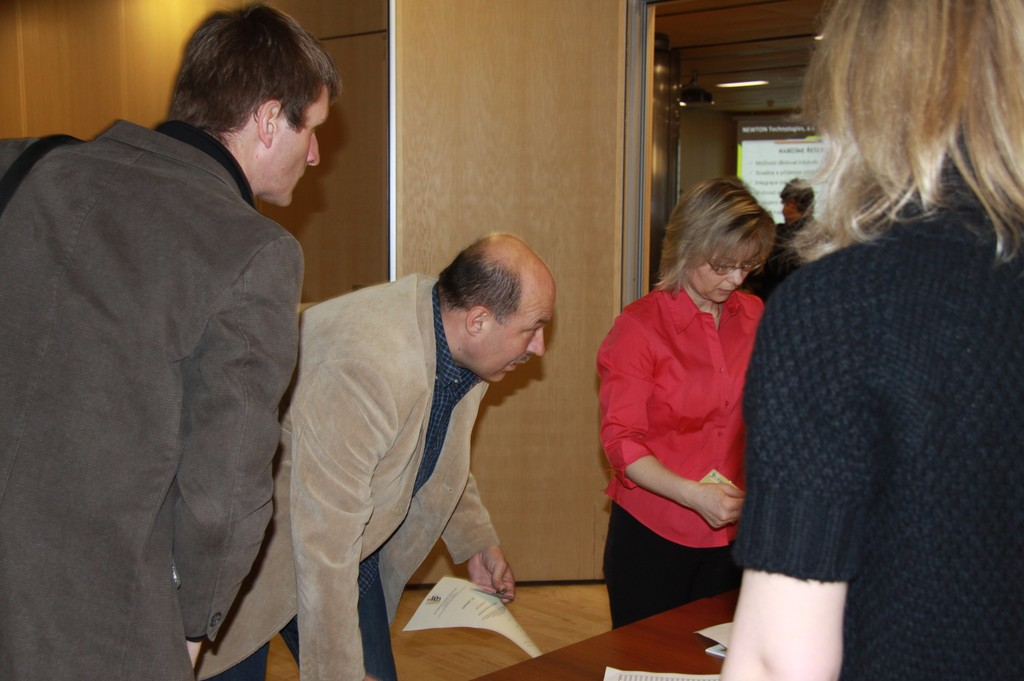 Konference Podnikový právník 2010 - 12
