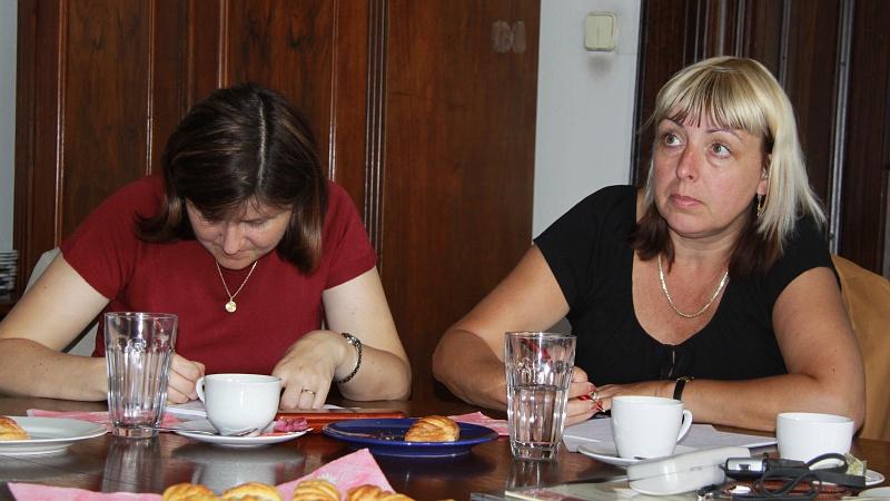 UPP ČR snídaně s CEAG 2009 #6