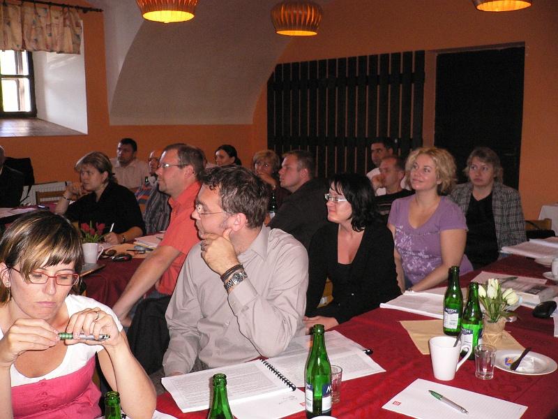 Podzimní seminář Energetické sekce 2009, Temel09