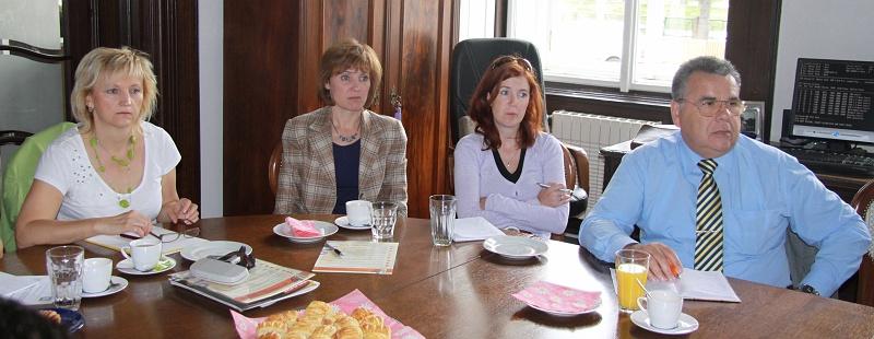 UPP ČR snídaně s CEAG 2009 #4