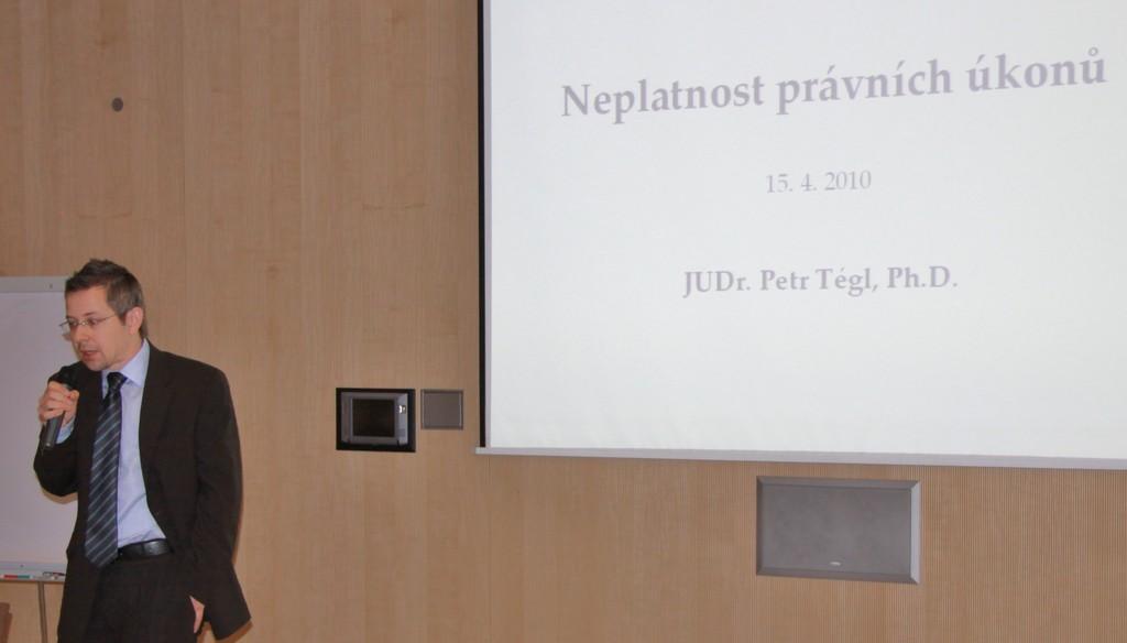 Konference Podnikový právník 2010 - 22